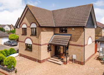 Thumbnail 5 bed detached house for sale in Grove Gardens, Fordham, Ely