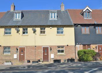 Thumbnail 3 bed terraced house for sale in Bailies Court, Ashford Road, Harrietsham