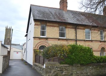 Thumbnail 3 bed end terrace house for sale in Victoria Terrace, Barnstaple