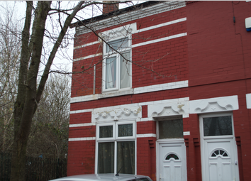 Thumbnail 2 bed terraced house for sale in 1 Grasmere Street, Manchester, Lancashire