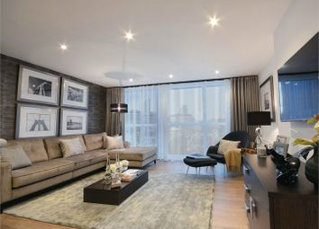 Thumbnail 1 bedroom property for sale in Leven Road, London E14,