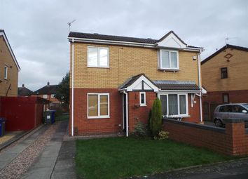 Thumbnail 2 bed semi-detached house to rent in 30, Bucknall, Stoke-On-Trent