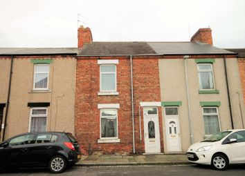 Thumbnail 3 bed terraced house for sale in Grainger Street, Darlington
