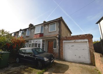 Thumbnail 3 bed end terrace house to rent in Westfield Avenue, North Watford