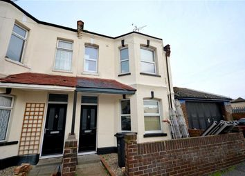 Thumbnail 3 bedroom end terrace house for sale in Crescent Road, Margate, Kent