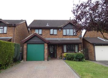 Thumbnail 4 bed detached house for sale in Moore Close, Four Oaks, Sutton Coldfield