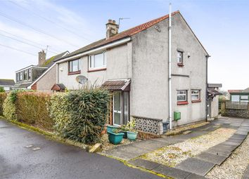 Thumbnail 2 bed semi-detached house for sale in Rowanlea Avenue, Paisley