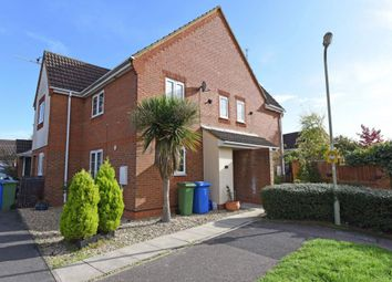 Thumbnail 1 bed terraced house for sale in The Lawns, Farnborough