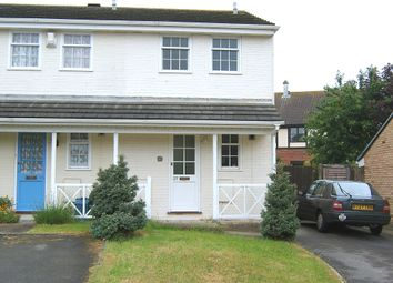 2 bed semi-detached house to rent in Heritage Drive, Darland, Gillingham ME7