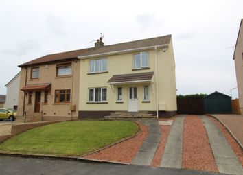 Thumbnail 3 bed semi-detached house for sale in Ladeside Road, Kilmaurs