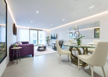 Thumbnail 2 bed flat for sale in St. Albans Place, Islington, London
