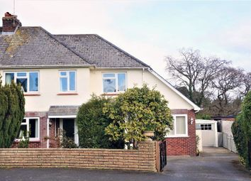 Thumbnail 4 bed semi-detached house for sale in Summerhill Crescent, Liverton, Newton Abbot