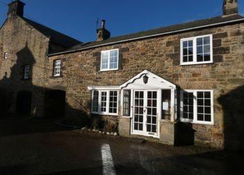 Thumbnail 3 bed terraced house for sale in Tyne Terrace, Wark, Hexham