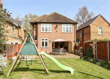 Thumbnail 4 bed detached house for sale in Montagu Road, Datchet, Slough
