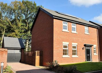 """Thumbnail 3 bedroom detached house for sale in """"Burgess """" at D'urton Lane, Broughton, Preston"""