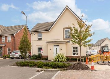 4 bed detached house for sale in Noral Place, Rogerstone, Newport NP10