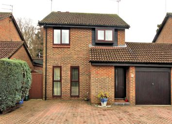 Thumbnail 4 bedroom link-detached house for sale in Woking, Surrey