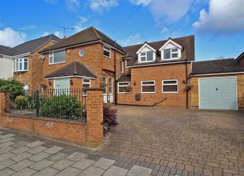 Thumbnail 4 bed detached house for sale in Redhill Lodge Drive, Redhill, Nottingham
