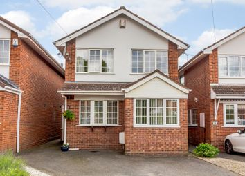 Thumbnail 3 bed detached house for sale in Cross St, Wall Heath, Dudley