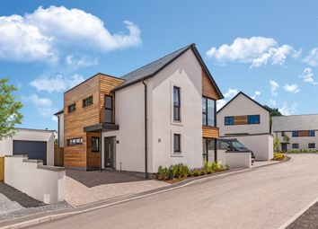 Thumbnail 4 bed detached house for sale in Moorview Lane, Marldon, Devon