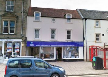 Thumbnail 3 bed flat for sale in 31A, High Street, Peebles EH458An