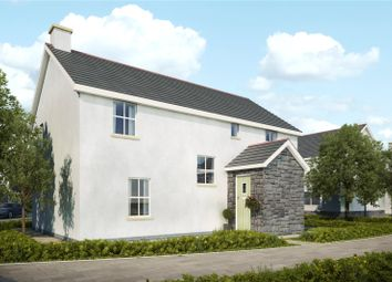 Thumbnail 4 bed detached house for sale in Amroth (Plot 12), Garden Meadows Park, Tenby, Pembrokeshire