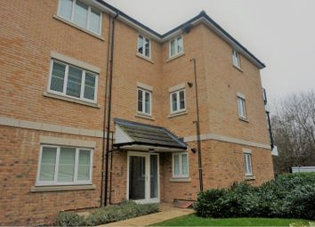 Thumbnail 2 bed flat for sale in Blenheim Square, North Weald
