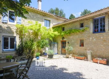 Thumbnail 6 bed property for sale in Goudargues, Gard, 30630, France