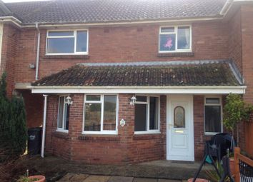 Thumbnail 3 bedroom terraced house for sale in Belmont Road, Barnstaple