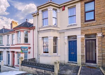 Thumbnail 4 bedroom terraced house for sale in Lipson Road, Lipson, Plymouth