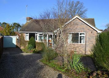 Thumbnail 2 bed detached bungalow for sale in Monkswood Close, Newbury, Berkshire