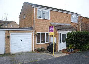 Thumbnail 2 bed semi-detached house for sale in Luddesdown Road, Toothill, Swindon