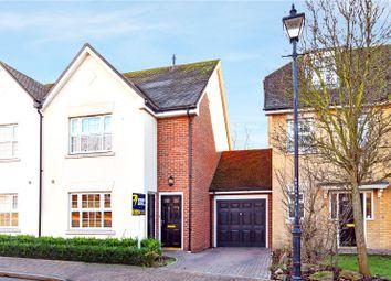 Thumbnail 3 bed semi-detached house for sale in Sandringham Drive, Bexley Park, Kent