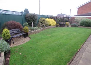 Thumbnail 3 bed detached bungalow for sale in Beechwood Road, Littlethorpe, Leicester