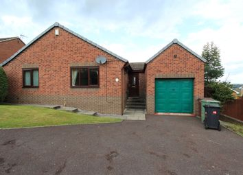 Thumbnail 2 bed detached bungalow to rent in Hallfield Close, Wingerworth, Chesterfield