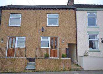 Thumbnail 2 bed town house for sale in High Street, Halmer End, Stoke-On-Trent