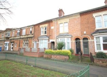 Thumbnail 3 bed terraced house to rent in Bowling Green Road, Kettering
