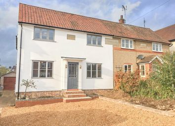 Thumbnail 4 bed semi-detached house for sale in Woodside Road, Digswell, Welwyn