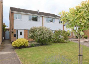 Thumbnail 3 bed semi-detached house for sale in Sutton Gardens, Ruddington, Nottingham