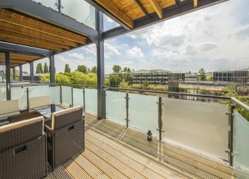 Thumbnail 1 bed flat for sale in Empire Court, Horizon Place, Borehamwood