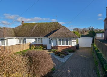 Thumbnail 2 bedroom semi-detached bungalow for sale in Holliers Hill, Bexhill-On-Sea, East Sussex