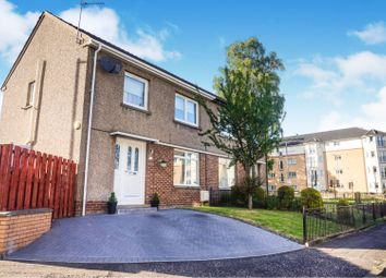 Thumbnail 3 bed semi-detached house for sale in Millburn Drive, Renfrew