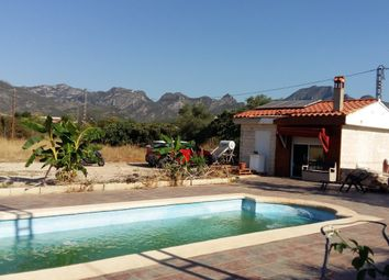 Thumbnail 1 bed chalet for sale in Marxuquera, Gandia, Spain