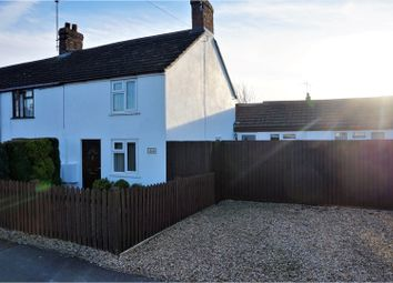 Thumbnail 3 bed semi-detached house for sale in Lincoln Road, Peterborough