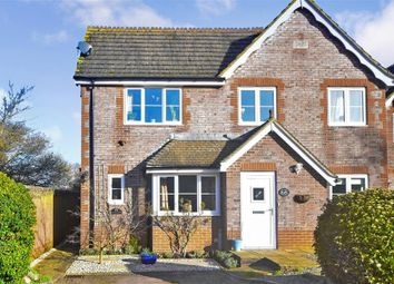 Thumbnail 2 bed semi-detached house for sale in Rectory Place, Ashington, West Sussex