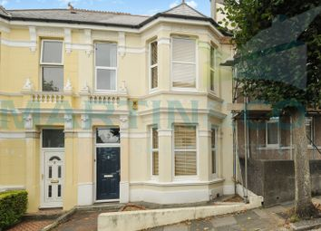 Thumbnail 5 bed terraced house for sale in Diamond Avenue, Plymouth, Devon