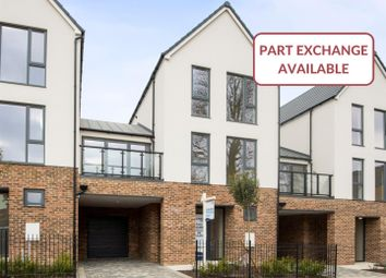 Thumbnail 4 bed town house for sale in The Shackleton, St. Andrew's Park, Uxbridge