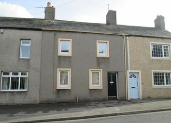 Thumbnail 3 bed terraced house to rent in Main Road, Seaton, Workington