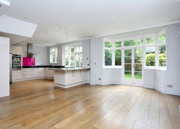 Thumbnail 4 bed property to rent in Hartington Road, Chiswick