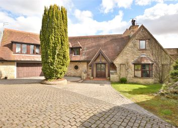 Thumbnail 4 bed detached house for sale in Yew Tree Lodge, Broadacres Drive, Wetherby, West Yorkshire
